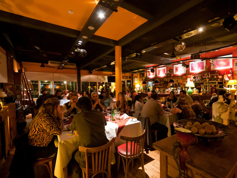 Tiramisú Restaurant