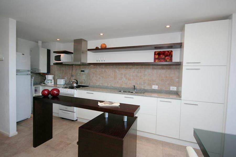Foto cocina edificio Playas